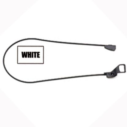 "Picture of Carefree  White 38.5""L Awning Roller Lock For Spirit And Fiesta 901046W 01-0697"