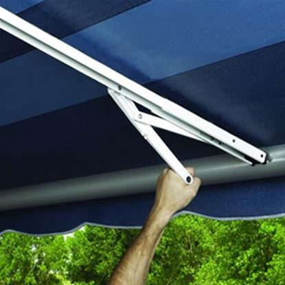 Picture of Carefree Rafter VI Satin Outer Awning Ground Support Arm 902320 01-0999
