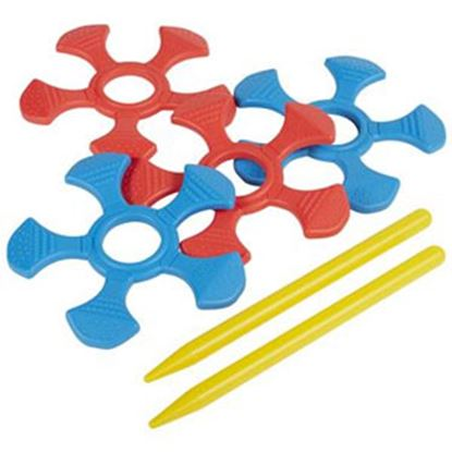 Picture of Poof-Slinky  1 To 4 Players Star Toss Outdoor Game For Ages 6 And Up 440060 03-2263