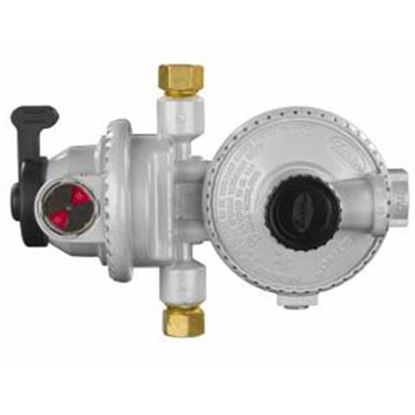 Picture of JR Products  Compact Low Pressure LP Regulator 07-31525 06-0015