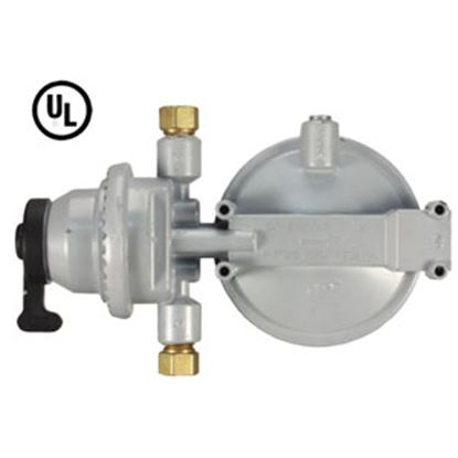 Picture of JR Products  Auto Changeover LP Regulator 07-30395 06-0097