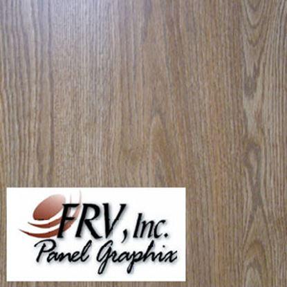 Picture of FRV  N400 Woodgrain Refrigerator Door Panel N400G 07-0640