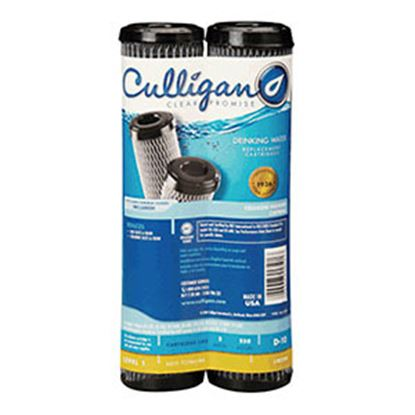 Picture of Culligan  Carbon Filter Fresh Water Filter Cartridge For Culligan US-600/US-550/CTR-210/SY-2000/SY-5167 01020693 10-0977