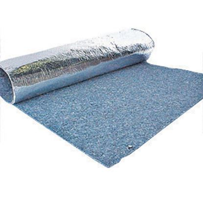 Picture of Bonded Logic Ultra Touch (TM) 4' x 6' Single Side Insulation 30000-11406 13-1100