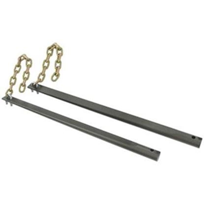 Picture of Blue Ox  1500 lb Kit Spring Bars BXW4008 14-5278