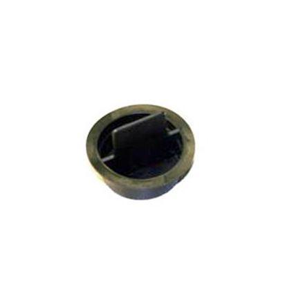 Picture of Blue Ox  Black Cap Plug 290-0437 14-5349