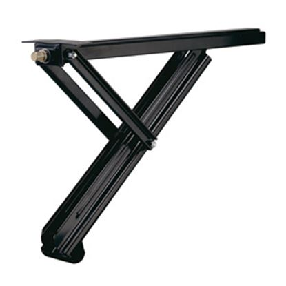 "Picture of BAL  42""L Black Trailer Stabilizer Jack Stand Connecting Channel 23205 15-0353"