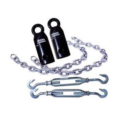Picture of Torklift  2-Pack Forged Steel Standard Hook & Hook Turnbuckle S9000 16-0154