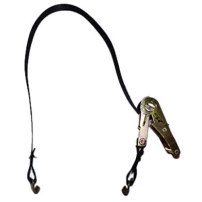 "Picture of Lock-N-Load  1"" x 6' Black Ratchet Tie Down Strap BK1002 16-2004"