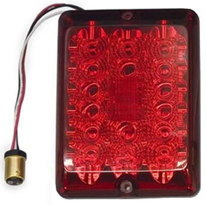 Picture of Bargman 84 Series Red LED Stop/ Tail/ Turn Light 42-84-410 18-0178