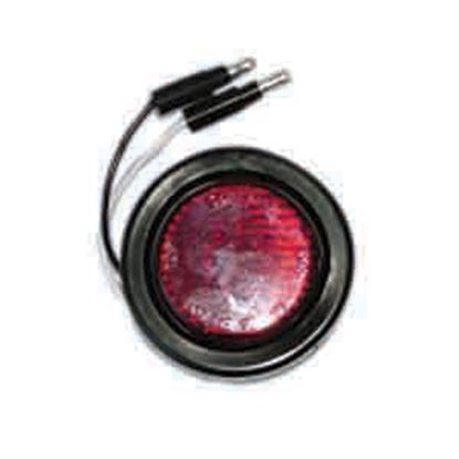 "Picture of Command  Red 2""Dia Clearance LED Side Marker Light 003-1366R 18-0228"