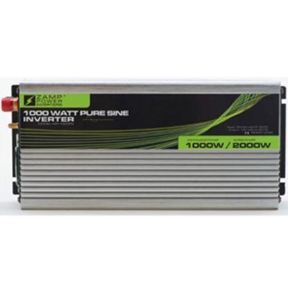 Picture of Zamp Solar  1000W 1A Pure Sine Inverter  19-2788