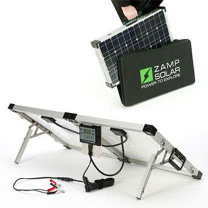 Picture of Zamp Solar  120W 6.84A Portable Solar Kit  19-4412