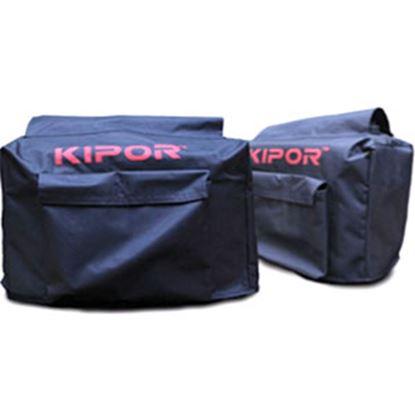 Picture of Kipor  Black Generator Cover w/Logo For Kipor IG2600 GC26 19-4507