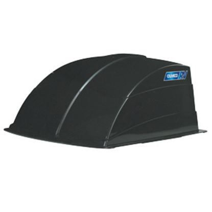 """Picture of Camco  Exterior Dome Type Black Roof Cover For 14"""" X 14"""" Vents 40443 22-0257"""