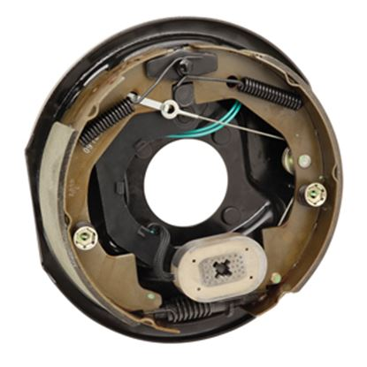 "Picture of Tekonsha  LH 12"" Brake Assemby 54801-008 46-0669"